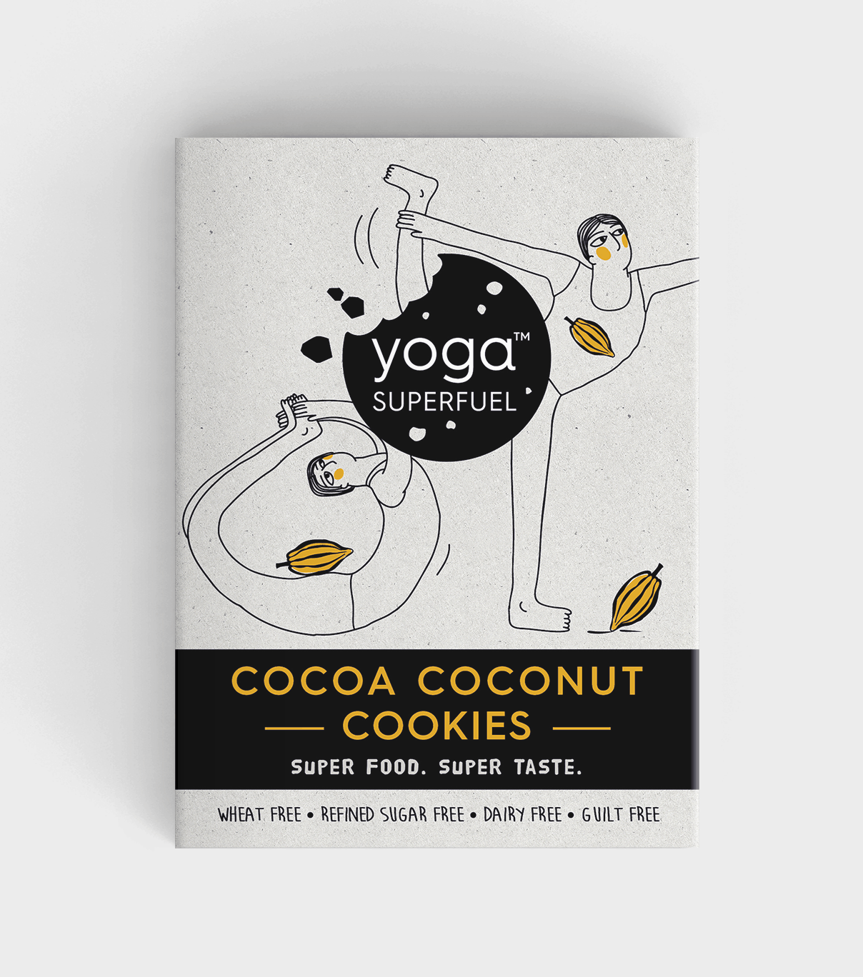 Healthy Snack Vegan Gluten Free Chocolate Cookie Singapore