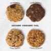 Singapore Cookies Gluten Free Vegan Snack