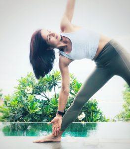 Yoga Superfuel Founder Shagun