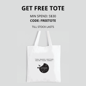Yoga Superfuel Tote Bag